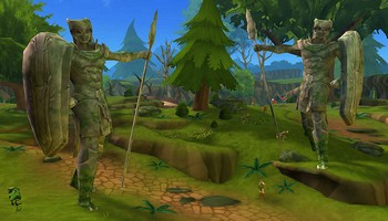 AdventureQuest 3D | Free 2 Play Games