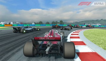 F1 Mobile Racing | Free 2 Play Games