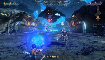 MMO & Multiplayer TPS | Free 2 Play Games