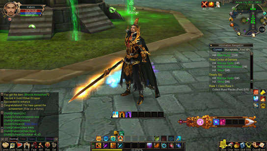 Mmo Games For Free : Mmo multiplayer rpg free play games page