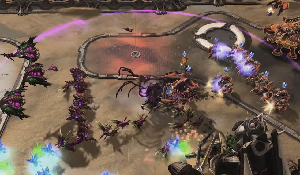 Starcraft 2 free 2 play games for Star craft 2 free 2 play